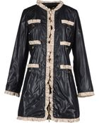 Love Moschino Fulllength Jacket - Lyst