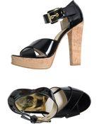 MICHAEL Michael Kors Platform Sandals - Lyst