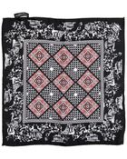 Dolce & Gabbana Silk Twill Pocket Square - Lyst