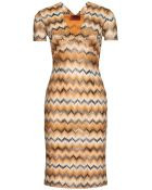Missoni Knit Dress - Lyst
