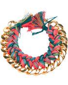 Aurelie Bidermann 'Do Brasil' Bracelet - Lyst