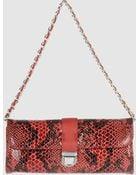 Parentesi Small Fabric Bag - Lyst