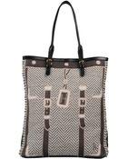 Roberta Di Camerino Medium Fabric Bags - Lyst