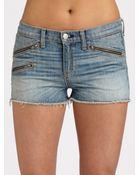 Rag & Bone The Rbw 23 Cutoff Shorts - Lyst