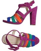 Cole Haan High-Heeled Sandals - Lyst