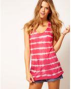 Denim & Supply Ralph Lauren  Tie Dye Vest Top - Lyst