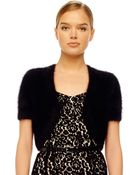 Michael Kors Shortsleeve Shrug - Lyst