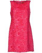 Alice + Olivia Short Dresses - Lyst