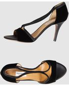 Isaac Mizrahi High-Heeled Sandals - Lyst
