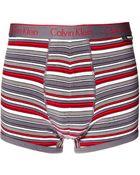 Calvin Klein Ck One Stripe Trunk - Lyst