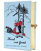 Olympia Le-Tan Hansel And Gretel Cotton Book Clutch - Lyst