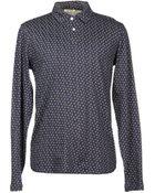 YMC Polo Shirt - Lyst
