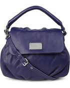 Marc By Marc Jacobs Classic Q Lil Ukita Leather Shoulder Bag - Lyst