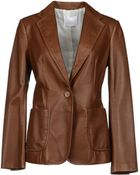 MSP Leather Outerwear - Lyst