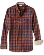 Banana Republic Heritage Plaid Button Down Utility Shirt Liberty - Lyst