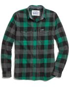 Madewell Penfield&Reg; Chatham Buffalo Plaid Flannel Shirt - Lyst