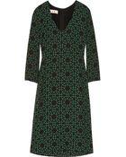 Marni Printed Crepe jersey Dress - Lyst