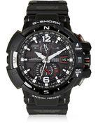 G-Shock Gravity Defier Aviator Watch - Lyst