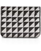 Proenza Schouler Printed Card Holder - Lyst