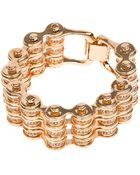 Mawi Mawi Chunky Chain Link Bracelet - Lyst