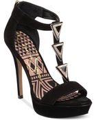 Jessica Simpson Briangle Platform Sandals - Lyst