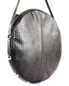 Laura De La Vega Valentina-Lane Leather Bag - Lyst