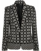 Haider Ackermann Wool-Blend Tweed Blazer - Lyst