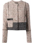 Proenza Schouler Boucle Jacket - Lyst