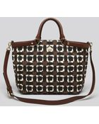 Kate Spade Tote Hamilton Heights Fabric Canteen - Lyst