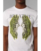Urban Outfitters Breathe Tee - Lyst