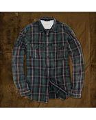 Denim & Supply Ralph Lauren Robertson Flannel Ward Shirt - Lyst