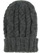Eugenia Kim Jill Cable Knit Beanie - Lyst