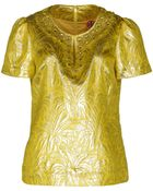 Tory Burch Blouse - Lyst