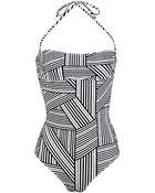 Fendi One-Piece Swimsuit - Fxb767 - Lyst