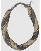 Fiona Paxton Necklace - Lyst