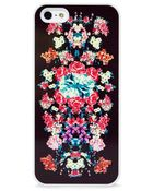 Blissfulcase Floral Print Iphone 5 / 5S Case - Lyst