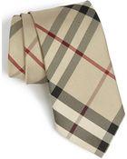 Burberry London Woven Silk Tie - Lyst
