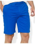 Polo Ralph Lauren Classicfit Hudson Westport Chino Short - Lyst