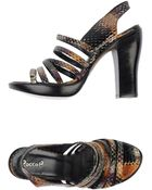 Rocco P Platform Sandals - Lyst