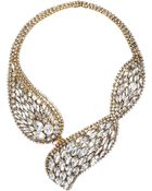 Erickson Beamon Crystal Small Hello Sweetie Collar - Lyst