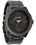 Nixon The Corporal Sterling Silver Watch - Lyst