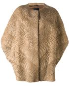 Liska Astrakhan Jacket - Lyst