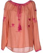 Antik Batik Blouse - Lyst