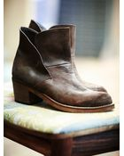 Free People Brooks Ankle Boot - Lyst