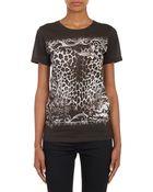 Balmain Multi-Print T-Shirt - Lyst