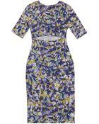Suno Cutout Dress - Lyst