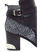 Messeca Aubrey Mid Heel Boots - Lyst