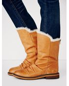 Naya Rooke Shearling Mid Boot - Lyst