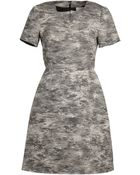 Jason Wu Short Dress - Lyst