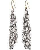 Alexis Bittar Tapered Wire Earrings - Lyst